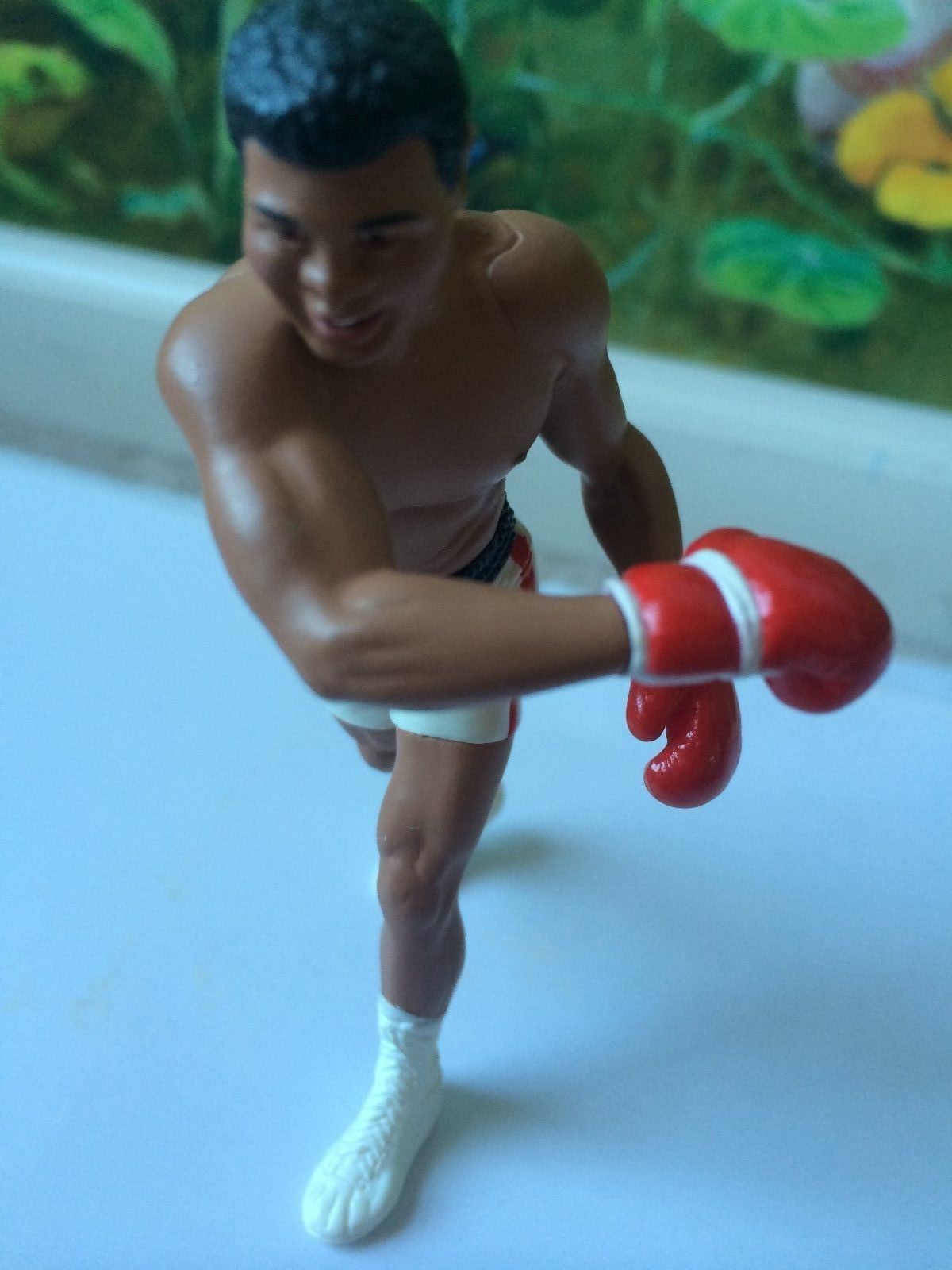 Primary image for Muhammad Ali 1999 Hallmark Keepsake Christmas Ornament