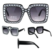 Kids Size Girls Bling Concave Engraving Rectangular Butterfly Sunglasses - $9.85