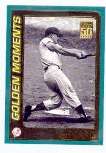 Primary image for Roger Maris baseball card 2000 Topps #383 (New York Yankees)