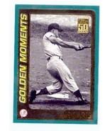 Roger Maris baseball card 2000 Topps #383 (New York Yankees) - $4.00