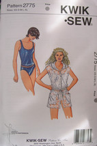 Sewing Pattern 2775 Tankini Swimsuit and Cover-up sizes XS-XL to Make - $9.99
