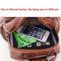 Fashion Women's Leather Backpack Handbag Travel Rucksack Shoulder School Bag image 8