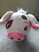 """Disney Movie Moana Plush Pua The Pig Cuddle 18"""" large stuffed animal toy  - $17.75"""