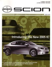2004/2005 Scion xA xB tC brochure catalog ISSUE 03 magazine bB - $8.00