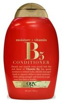 Ogx Conditioner Vitamin B5 & Moisture 13 Ounce (384ml) (3 Pack) - $35.59
