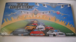 VINTAGE BOARD GAME BEAT THE COMPETITION GAME OF SALES 1989 NEW - $9.95