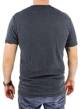NEW NWT LEVI'S MEN'S CLASSIC COTTON SHORT SLEEVE GRAPHIC T-SHIRT GRAY image 2
