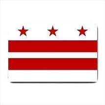 Washington DC Neoprene Non-Slip Doormat - Indoor and Outdoor Use - US Ho... - $26.18+