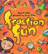 Fraction Fun by David A. Adler (1997, Paperback, Reprint) - $3.38