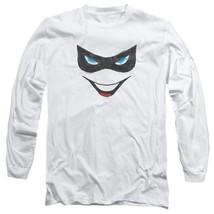 Harley Quinn T-shirt Joker Suicide Squad Batman superhero long sleeve tee BM2241 image 1