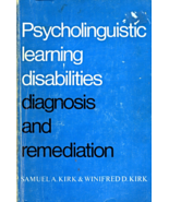 Psycholinguistic Learning Disabilities Diagnosi... - $3.50