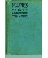Plumes By Laurence Stallings (1925) - $4.95