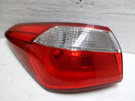 2014 2015 KIA Forte driver side tail light - $100.00