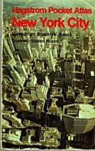 Hagstrom Pocket Atlas New York City - Third Edition 1967 - $2.50