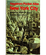 Hagstrom Pocket Atlas New York City - Third Edi... - $3.75