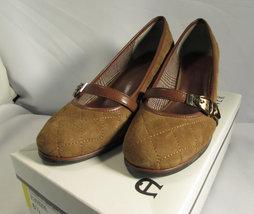Etienne Aigner 21408200 Uma Barley Brown Quilte... - $29.99