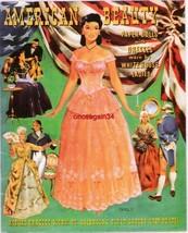 VINTAGE UNCUT 1951 AMERICAN BEAUTY (WHITE HOUSE... - $19.99