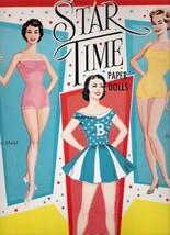 VINTAGE UNCUT 1950's STAR TIME PAPER DOLLS~#1 R... - $19.99
