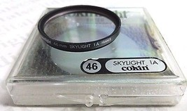 Genuine 46mm France Cokin Skylight 1A Lens Filter OEM Genuine 46 mm Sky ... - $14.54