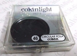 Genuine France 46mm Cokin Circular Pola Polariz... - $17.45