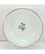 "Noritake Wheatcroft Berry Bowl 5.5"" White and Gold Dessert 5852  - $7.92"