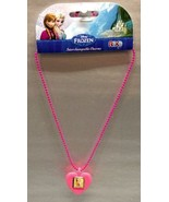 Disney Frozen ANNA ROXO Interchangeable Charm Necklace - Cute Party Favo... - $3.49