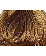 S434 Sepia Brown  DMC Embroidery Satin Floss - $1.50