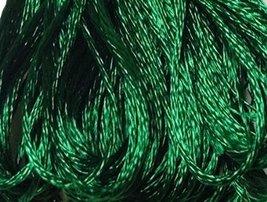 S700  Tropical Leaves  DMC Embroidery Satin Floss - $1.50