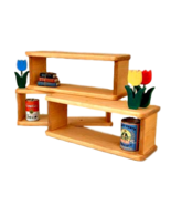 Stackable Shelves - $21.95