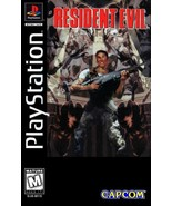 Resident Evil PS1 Great Condition Fast Shipping - $39.93