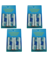 Electric Toothbrush Brush Heads for Braun Oral-b Dual Clean Professional... - $14.49