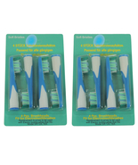 Electric Toothbrush Brush Heads for Braun Oral-b Sonic Complete 8-Pack - $9.49