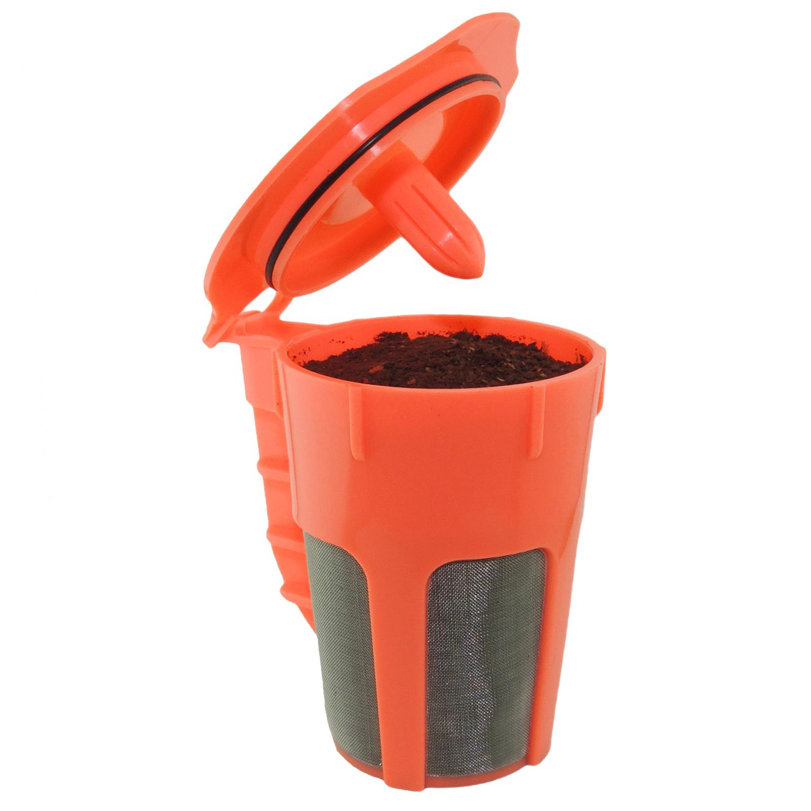 Keurig 2.0 k carafe k cups refillable k cup  coffee filter reusable carafe