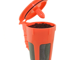 Keurig 2.0 k carafe k cups refillable k cup  coffee filter reusable carafe thumb155 crop