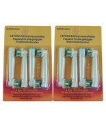 Electric Toothbrush Brush Heads for Braun Oral-b Vitality Floss Action 8... - $9.49