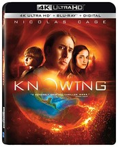 Knowing  [4K Ultra HD+Blu-ray+Digital]