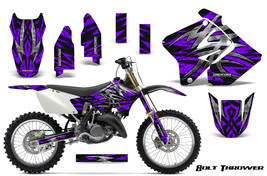 Suzuki Rm 125 250 Graphics Kit 2001 2009 Creatorx Decals Btpr - $178.15
