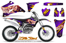 Yamaha Yz250 F Yz450 F 06 09 Graphics Kit Creatorx Decals Lspr - $178.15