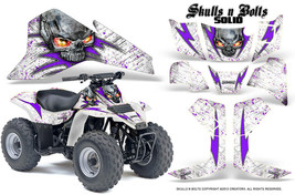 Suzuki Lt 80 Ltz80 Atv Creatorx Graphics Kit Decals Snbsdprw - $168.25