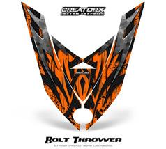Ski Doo Rev Xp Snowmobile Hood Graphics Kit Creatorx Decals Bto - $98.95