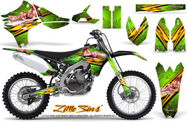 Yamaha Yz450 F 2010 2013 Graphics Kit Creatorx Decals Lsg - $178.15