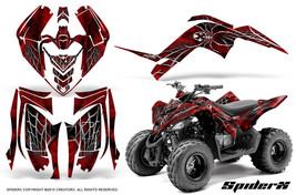 Yamaha Raptor 90 2009 2015 Graphics Kit Creatorx Decals Stickers Spiderx R - $138.55