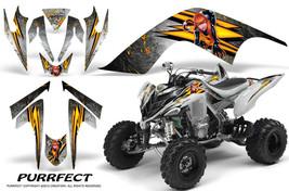 Yamaha Raptor 700 Graphics Kit Decals Stickers Creatorx Pur W - $178.15