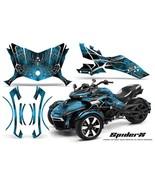 CAN-AM BRP SPYDER F3 GRAPHICS KIT CREATORX DECALS SPIDERX BLI - $395.95