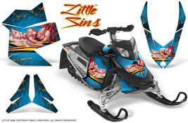 Ski Doo Rev Xp Snowmobile Sled Graphics Kit Wrap Decals Creatorx Lsbli - $296.95