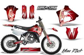 Yamaha Yz125 Yz 125 2 Stroke 1991 1992 Graphics Kit Creatorx Decals Yrr - $178.15