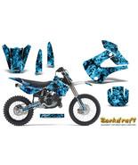 Kawasaki KX85 KX100 2001-2013 Graphics Kit CREATORX Decals BACKDRAFT BLI - $178.15