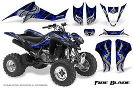 Suzuki Ltz 400 Kawasaki Kfx 400 03 08 Graphics Kit Creatorx Decals Fbblb - $178.15