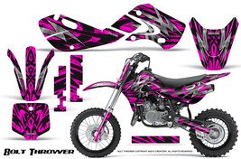 KAWASAKI KLX110 02-09 KX65 00-12 GRAPHICS KIT CREATORX DECALS BTP - $138.55