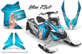 Ski Doo Rev Xp Snowmobile Sled Graphics Kit Wrap Decals Creatorx Yrbli - $296.95